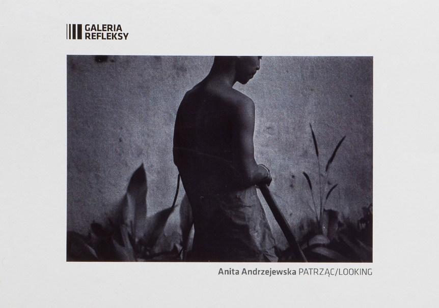 """Anita Andrzejewska – """"Patrząc/Looking"""" – Galeria Refleksy, Warszawa<br>""""Looking"""" – Refleksy Gallery, Warsaw <br>23.11.2011-13.01.2012 Galeria Refleksy, Warszawa"""