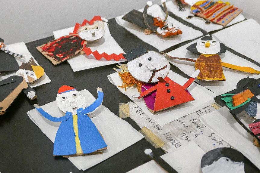 """""""Drejdl i hamantasze"""" – muzealna bajka- warsztaty dla dzieci <br> """"Dreidl and Hamatash"""" – museum's fairy tale – workshop for kids (illustration, animation)<br>23.09.2018, Żydowskie Muzeum Galicja, Kraków"""