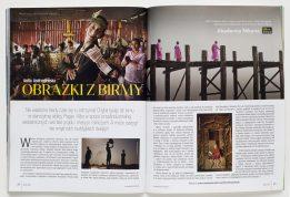Obrazki z Birmy / tekst i zdjęcia Anita Andrzejewska
