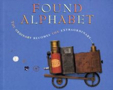 Childrens Illustrations Found Alphabet