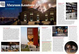 Muzeum Kantora / tekst i zdjęcia Anita Andrzejewska
