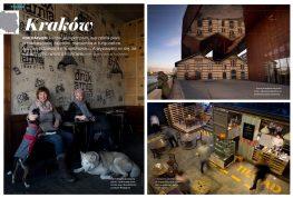 Kraków / tekst i zdjęcia Anita Andrzejewska
