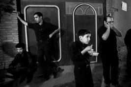Fotografia Anita Andrzejewska ASHURA, IRAN