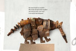 """Book in progress """"Found Animals"""""""