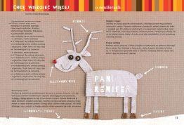 """Illustrations for """"Świerszczyk"""" children's magazine"""