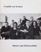 """""""Graphic from Krakow"""" collective exhibition catalogue"""