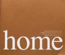 """""""Home"""" – photography and illustration book"""