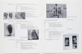 """""""Markings. Contemporary Polish Works on Paper"""" collective exhibition catalogue"""