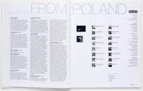 """""""PRIVATE"""" - international review of black and white photographs and texts"""